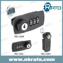 Rd-124 Cerradura sin llave de alta seguridad del código del gabinete
