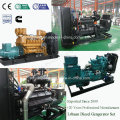 Тепловозный комплект генератора 400kw сертификат CE одобренный ISO
