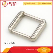 Produits promotionnels en gros boucles de ceinture en cuir en Chine