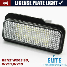 LED Kennzeichenbeleuchtung für W203 5D, W211, W219, W204, W204 5D, W212, W216, W221