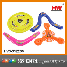 High Quality PP 4 Shapes Small Frisbee Sport Toys For Kids