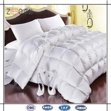 Высокое качество гусиное пуховое одеяло Super Soft Luxury Duvet Inner для кровати King