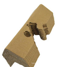 Industrial Corrugated Cardboard Corner Angle Protection Packaging For Sale