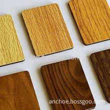 Wooden Acp Aluminium-plastic Composite Panel Building Material