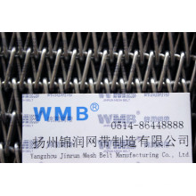 Stainless Steel Mesh Rod Reinforced Belt