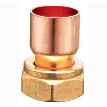 Copper flare nut, J9202 brass union, brass & copper pipe fitting, UPC, NSF SABS, WRAS approved
