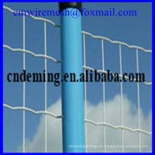 PVC-überzogener Euro-Zaun
