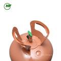 gaz réfrigérant mélangé de haute pureté R404a à vendre