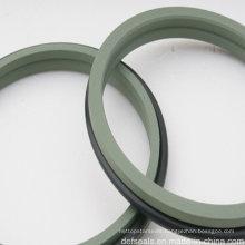 Hydraulic PTFE Bronze Dust Wiper/Scrapers Sealling