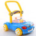 Baby Walker erste Schritte Musical Spielzeug Geschwindigkeit einstellbar