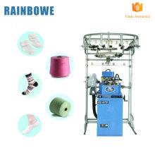 Automatische kreisförmige Sockenstrickmaschine des einzelnen Zylinders für die Herstellung der koreanischen Nylonsocken