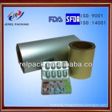 Hot Sale Printed Alu Foil Roll Cold Forming Aluminum Foil