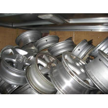 Pure 99.9% Aluminum Scrap 6063 Aluminum Wheel Scrap