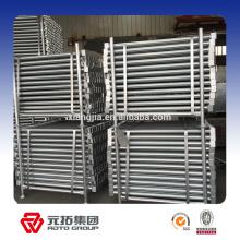Fabricante confiável para sistema de andaimes ringlock Quente mergulhado galvanizado
