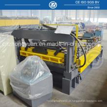 Máquina de formação de nivelamento de revestimento de película cortante