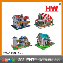 Hot Selling Educacional super brinquedo puzzle 3D