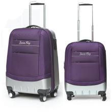 "Nuevo 20""/ 24"" / 28 ""continuar series púrpura elegante bolso de equipaje"
