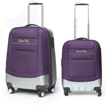 """Mais novo 20""""/ 24"""" / 28 """"carregar na série elegante roxo saco de bagagem"""
