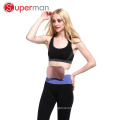 2017 Mini Electric Golden Micro Control vibrating Slimming Belt Fast Slimming Massager For Beauty Care
