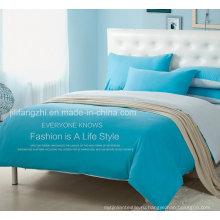 300tc полный размер галантерейных Заводская Цена листа плоская кровать