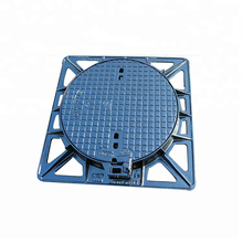 Round Manhole Covers Cast Iron Manhole Cove-various Shape and Specs for Export Manhole Covers for Municipal Drains CN;SHX D400