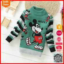 Nuevo suéter del knit del suéter del bebé de la manera de la alta calidad de la llegada
