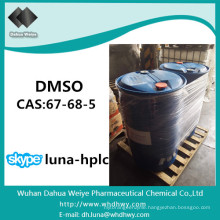 China CAS: 67-68-5 DMSO Pharmaceutical Grade Methyl Sulfoxide