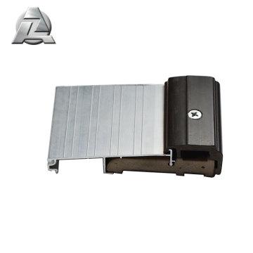 Challenging designs advanced 6063 t5 alloy aluminum door threshold
