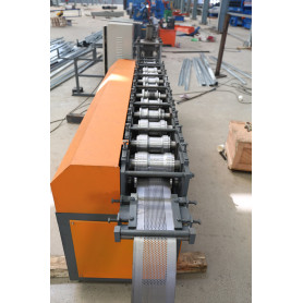 Roll Shutter Roll Forming Machine
