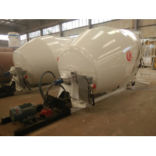 3cbm-12cbm Energie-niedriger Verbrauch-Betonmischer-Schüssel