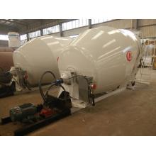 Bacia do misturador concreto do consumo da energia 3cbm-12cbm baixa