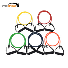 Stretch Band Latex Resistance Tube For Soccer Trainer