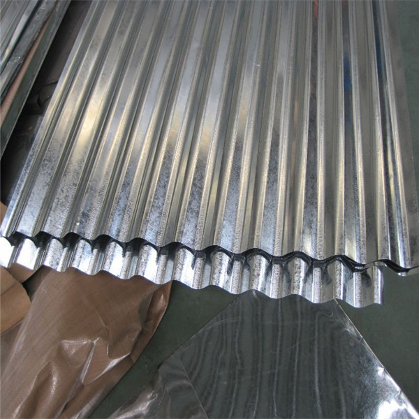 Galvanized Steel Sheet 0.5mm Thick