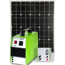 Солнечная Домашняя система 100W (ODA100-батарей 33ah-АС)