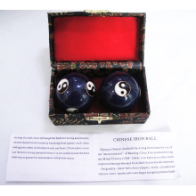 Melodious Metal Yin Yang Health Ball 45MM