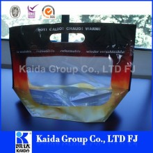 China supplier hot-sell hot roast chicken plastic bags with zipper anti-fogging bag