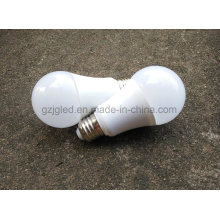 Lampe faite sur commande de l'ampoule 9W E27 de prix usine de service de logo