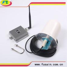 850MHz / 1900MHz double bande PCS 2g GSM / 3G 65dB booster de signal mobile pour la maison ou le bureau grande couverture