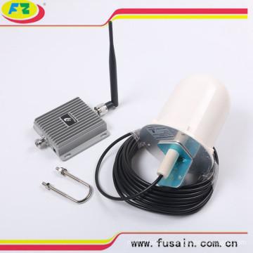 Impulsionador móvel do sinal de 850MHz / 1900MHz PCS 2g GSM / 3G 65dB móvel para a grande cobertura da casa ou do escritório