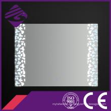 Jnh220 Saso Retângulo impermeável banheiro espelho com luz LED
