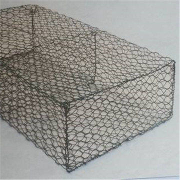 Gabion de maille tissée standard international