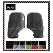 Carbon Fiber Mirror Cover (Sedan) for BMW E46