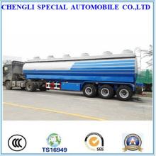 Tri axe 36000 Litres Diesel huile Semi remorque