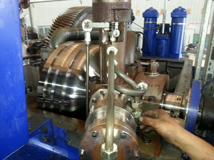 Thermal Power Plant Couplings