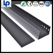 power coated or galvanized outdoor low price solid cable tray price list with sgs tuv sgs ce cable certificated