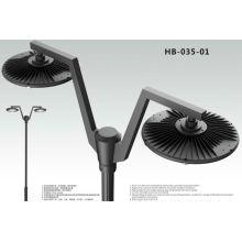 Éclairage fluorescent à lumière légère à 3,5 mètres de lumière CE ROHS avec lampe de parc avec 3 ans de garantie