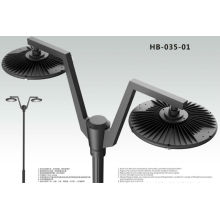 2014 design garden light 3.5 meter high head garden led light for park