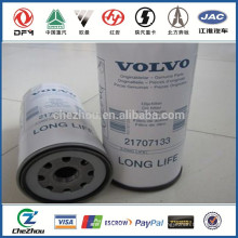 filtro de óleo de caminhão volvo renault 21707133