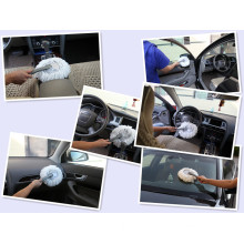 Car cleaning Brush Set/Microfiber Auto Duster Set, Available in 12 and 24 Inches Long