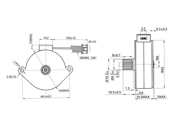 42BY224-001